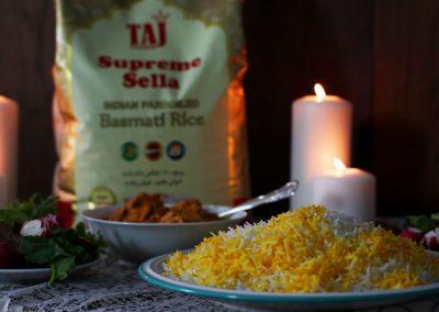 Supreme Sella Basmati Rice