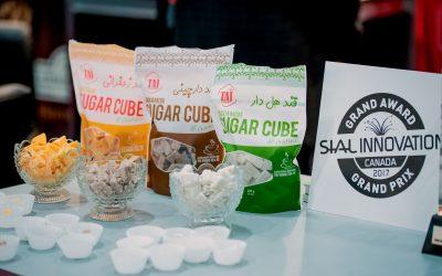 Winner of Grand Innovation Award at SIAL 2017 food fair