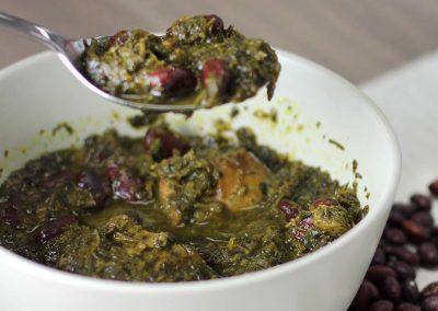 Vegetable Stew (Ghormeh)