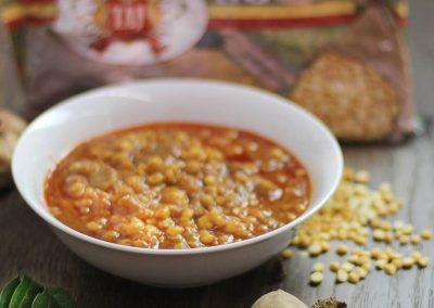 Yellow Pea Stew (Gheymeh)